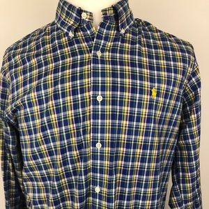 Ralph Lauren Dress Shirt Large. NWOT M382-4